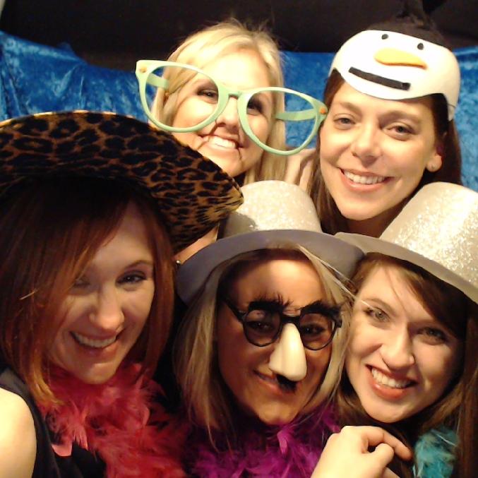 Amber, Bethany, Melanie, Shelby & Dawn 1