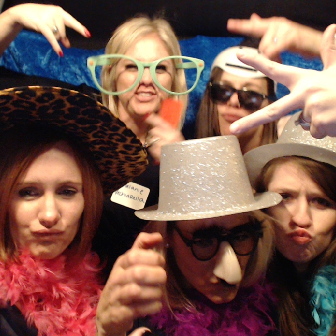 Amber, Bethany, Melanie, Shelby & Dawn 3