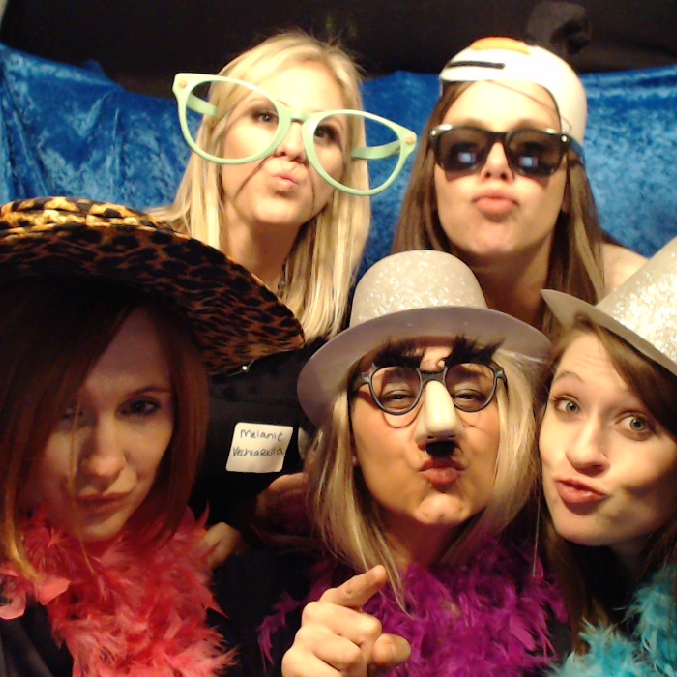Amber, Bethany, Melanie, Shelby & Dawn 4