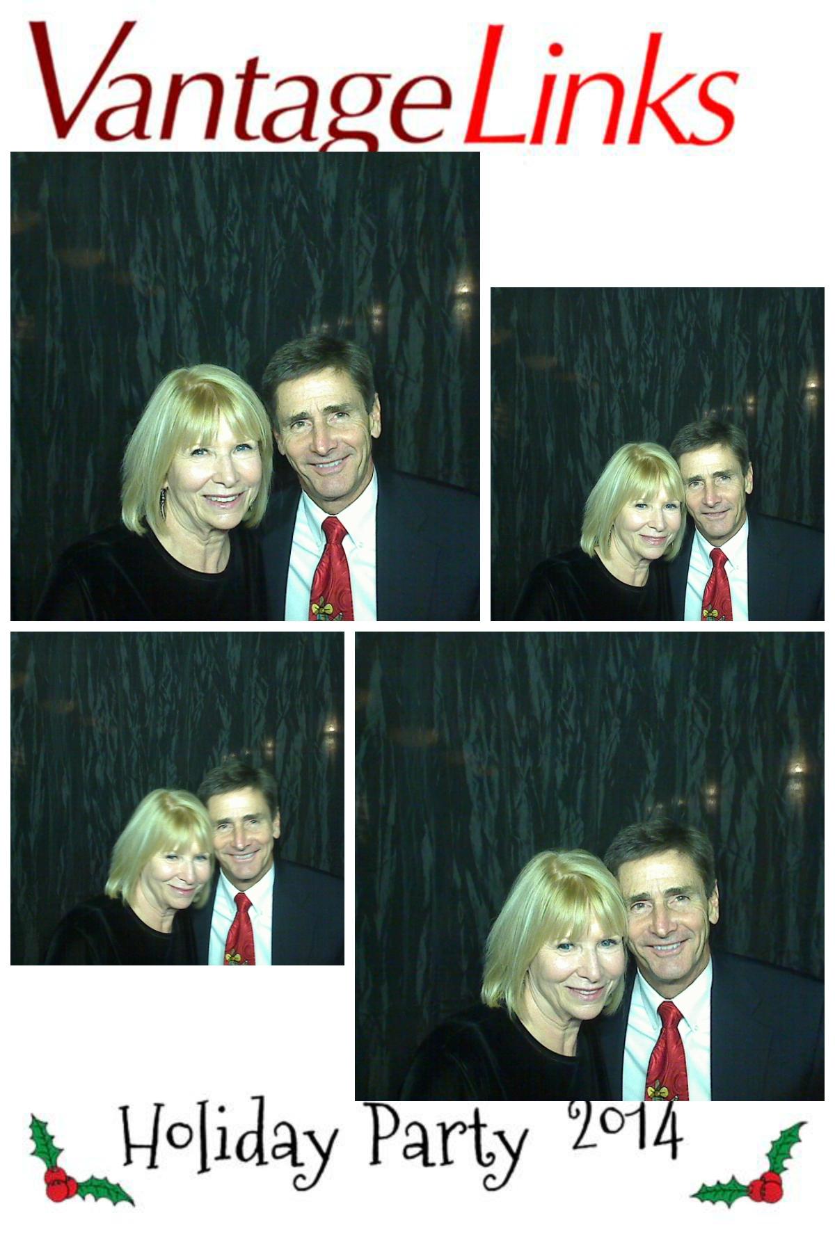 Jim and Linda
