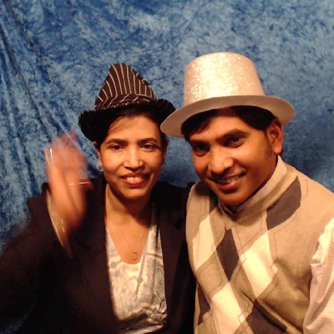 Rina & Shafik 1