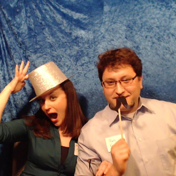 Rob & Amanda 2