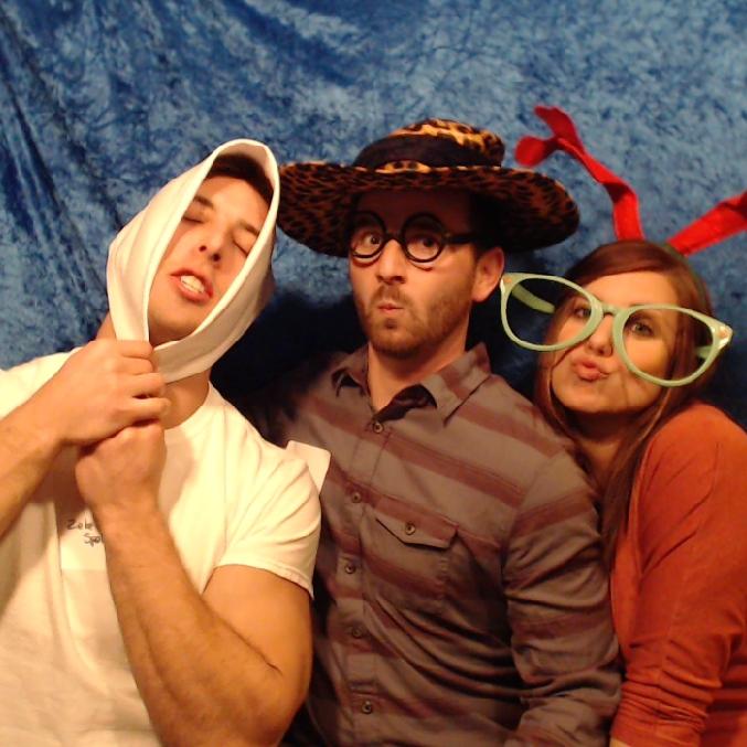 Zeke, Brendan & Lauren 1