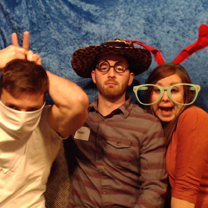 Zeke, Brendan & Lauren 2
